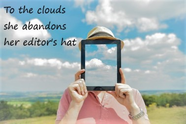 Editors hat.haiku